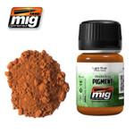 Ammo of MIG Light Rust Pigment