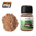 Ammo of MIG Brick Dust Pigment