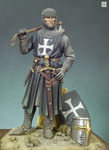 Andrea Miniatures: Classics In 90MM - Knight, c.1300