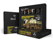 Abteilung 502 - Vehicle Weathering & Effect Oil Paint Set