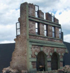 Dioramas Plus - Factory Ruins