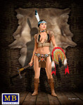 Masterbox Models - Thunder Spirit Indian Girl