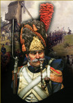 Young Miniatures - French Grenadiers of the Imperial Guard