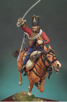 Andrea Miniatures: Classics In 90MM - French Hussar, 1813