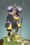 Andrea Miniatures: Classics In 90MM - Samurai Warrior, 1300