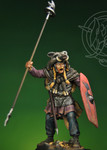 Romeo Models - Gallic Chieftain with Boar Standard, 1st Century B.C.