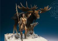 Romeo Models - QUANNIC, Inuit Queen