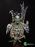 MJ Miniatures - The Orc