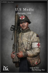 DG Artwork  - U.S Medic, Bastogne 1944