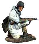 Wm. Britain German Volksgrenadier Kneeling in Parka with K-98 No.1
