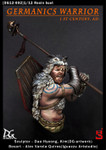 DG Artwork - Germanics Warrior, 1st c. AD.