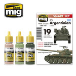 Ammo of MIG AFV Argentinian Colors