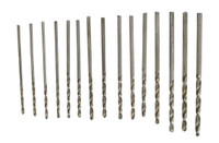 Squadron - Drill Bit Assortment 1.05-2mm