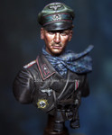 "Alpine Miniatures - Officer 116 Pz Div ""Windhund"""