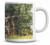 Wm Britain American Civil War Texas Brigade Mug