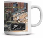 Wm. Britain 88mm Flak 36 WWII Mug