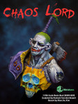 MJ Miniatures Chaos Lord