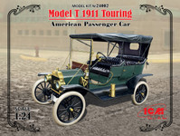 ICM Models - Model T 1913 Roadster, American Passenger Car