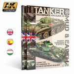 AK Interactive: Tanker Magazine #5 - Mud & Earth