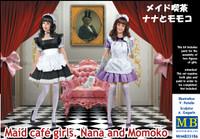 Masterbox Models - Nana & Momoko Maid Café Girls