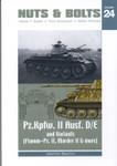 Nuts & Bolts - Pz II D/E, Marder II D, FlammPz II - Sd.Kfz. 121 & Sd.Kfz. 122 & Sd.Kfz. 131