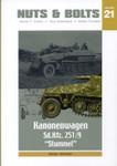 Nuts & Bolts - Sd.Kfz. 251/9 - Kanonenwagen