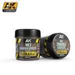 AK Interactive Diorama Series: Wet Crackle Effects Acrylic