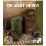 Scale 75 - U. S. Army Depot Items