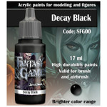 Scale 75 Decay Black Paint