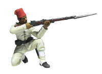 Wm. Britain - Egyptian Infantryman Kneeling Firing