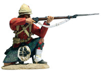 Wm. Britain - 42nd Highland Kneeling Firing No.2