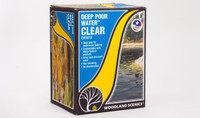Woodland Scenics Deep Pour Water- Clear
