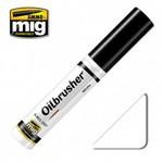 Ammo of MIG Oilbrusher - White