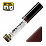 Ammo of MIG Oilbrusher - Dark Brown