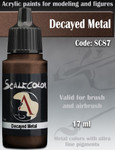 Scale 75 - Decayed Metal Paint