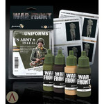 Scale 75 - U.S. Army 1944-45 Uniform Paint Set