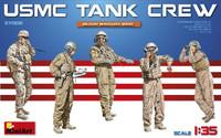 Miniart Models - USMC Tank Crew