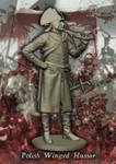 "Dolman Miniatures - ""The Warrior"", Polish Winged Hussar"