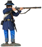 Wm. Britain: American Civil War: Federal Iron Brigade, Standing Firing No.2