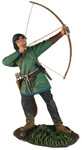 "Wm. Britain: Wrath of the Northmen - ""Scotend"" Saxon Archer No.3 Arrow Loosed"