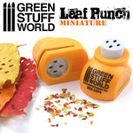 Green Stuff World Miniature Leaf Punch - Orange