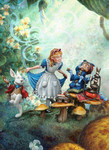 Andrea Miniatures: Series General - Alice in Wonderland