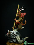 MJ Miniatures - The Monkey King