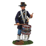 Wm. Britain: American Civil War - Federal Iron Brigade Drummer