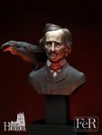 FeR Miniatures : Gothic Horror - Edgar Allan Poe