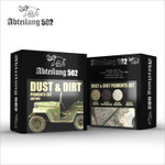 Abteilung 502 - Dust & Dirt Pigment Set