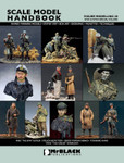 Mr. Black Publications: Scale Model Handbook - Figure Modelling 20 - WWI & WWII Special