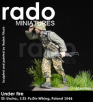 Rado Miniatures - Under fire, 5.SS-Pz.Div. Wiking, Poland 1944 #2