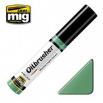 Ammo of MiG: Oilbrushers - Mecha Light Green