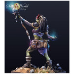 Scale 75 - ARUH KA, The Shaman Orc